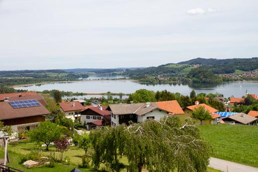 WingTsun-Trabert-Urlaub-Seeblick